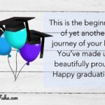 Graduation Message For Mother Pinterest