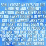 Graduation Quotes For Son From Mom Facebook