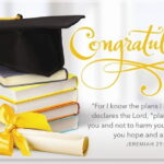 Graduation Thank You Message For God Twitter