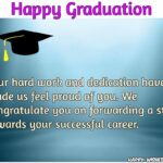 Graduation Wishes Quotes Friends Pinterest
