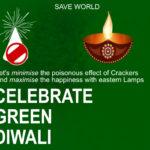 Green Diwali Wishes