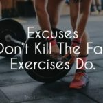 Gym Quotes Girl