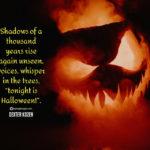 Halloween Positive Quotes Pinterest
