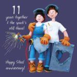 Happy 11th Wedding Anniversary Wishes Facebook