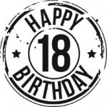 Happy 18th Birthday Boy Tumblr