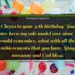 Happy 30th Birthday Wishes Friend Facebook