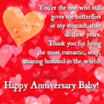 Happy Anniversary Images For Husband Pinterest
