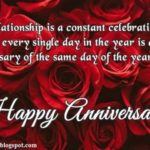 Happy Anniversary Quotes For Him Facebook