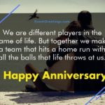 Happy Anniversary Quotes For Husband Facebook