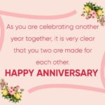 Happy Anniversary Sister Wishes Pinterest