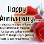 Happy Anniversary Son & Daughter In Law Twitter