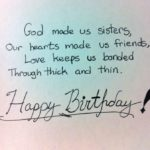 Happy Birthday Big Sister Quotes Pinterest