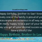 Happy Birthday Brother In Law Images Tumblr