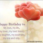 Happy Birthday My Life Twitter