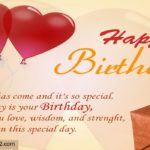 Happy Birthday My Love Quotes For Him Facebook