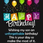 Happy Birthday Son Pictures