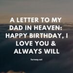 Happy Birthday To My Dad In Heaven Twitter
