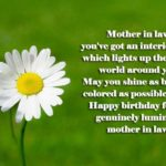Happy Birthday To My Mother In Law Facebook