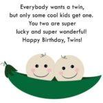 Happy Birthday Twins Poems Twitter