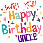 Happy Birthday Uncle Images Facebook