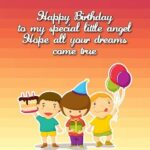 Happy Birthday Wishes For Children Twitter