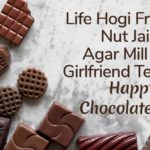Happy Chocolate Day Wishes For Girlfriend Twitter