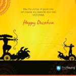 Happy Dasara Status Pinterest