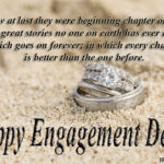 Happy Engagement Anniversary Quotes Twitter