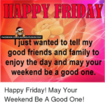 Happy Friday Day Images Facebook