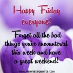 Happy Friday Evening Quotes Facebook