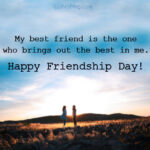 Happy Friendship Day Best Friend Pinterest