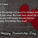 Happy Friendship Day Love Twitter