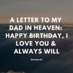 Happy Heavenly Birthday Dad Pinterest