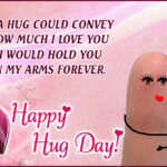 Happy Hug Day My Love