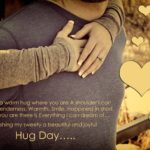 Happy Hug Day Quotes For Friends Tumblr