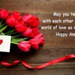 Happy Love Anniversary Wishes Twitter