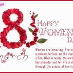 Happy March 8th Women's Day Twitter
