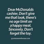 Happy Meal Quotes Tumblr