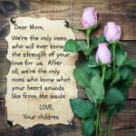 Happy Mothers Day Sayings Facebook