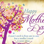 Happy Mothers Day To All Moms Quotes