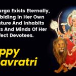 Happy Navratri Wishes Images Pinterest