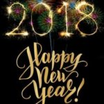 Happy New Year 2018 Messages Pinterest