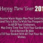 Happy New Year 2019 Images With Quotes Twitter