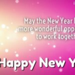 Happy New Year Quotes For Colleagues Twitter
