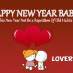 Happy New Year Wishes For Girlfriend Tumblr