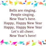 Happy New Year Wishes For Kids Pinterest