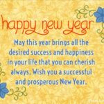 Happy New Year Wishes Quotes In English Tumblr