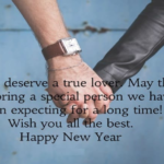Happy New Year Wishes To Someone Special