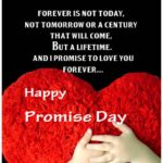 Happy Promise Day Greeting Twitter