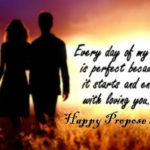 Happy Propose Day Quotes For Husband
